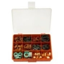 FIBRE & RUBBER WASHER KIT 210 pieces