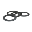 PUMP UNION GASKET - RUBBER SET OF 4