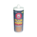FLUE 'N' FIRE SEAL 1500c SILICONE NATURAL