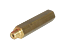 BENTONE BRASS PRESSURE PORT EXTENSION STERLING 11860701