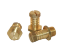 GAS TEST NIPPLE 1/8   66.4040 PACK OF 3