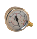 NUWAY OIL PRESSURE GAUGE GLYCERIN FILLED 0-300 PSI