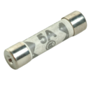 5 AMP CARTRIDGE FUSE RS