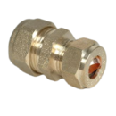 15MM X 10MM COMPRESSION REDUCING COUPLER ADAPTOR
