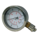 VACUUM GAUGE - GLYCERIN FILLED
