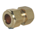 10MM X 3/8 BSP COMPRESSION FEMALE COUPLER