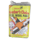 WIRE WOOL PAD PACK OF 8 MEDIUM  WWP
