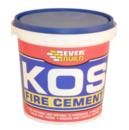KOS FIRE CEMENT 1KG BUFF