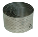 """DON PERFORATED SHELL SET RAYBURN  8"""" D10048"""