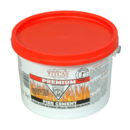 VITCAS FIRE CEMENT BUFF 5KG PREMIUM