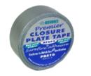 CLOSURE PLATE TAPE 10m x  50mm