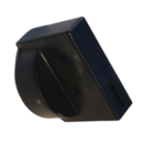 STANLEY CONTROL KNOB - BLACK Plastic U00169AXX
