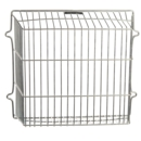 "Terminal Guard Rectangular 14x14x08"" - Zinc plated"