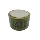 """Tape """"Hot Water"""" Blk/Green 38m"""