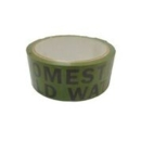 """Tape """"Domestic Cold Water"""" 38m Black Green"""